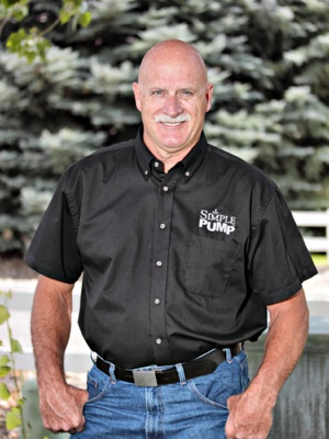 Gary Wittig, owner and president of Simple Pump Company.